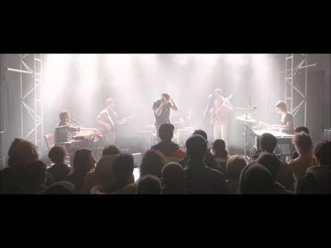 Saint Sadrill - Kiss song - Live at Marché Gare (Lyon ) - 2016