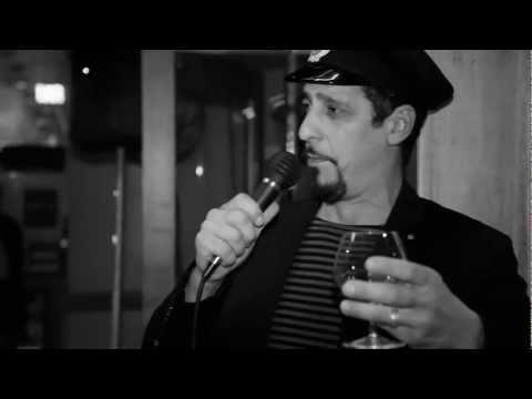 Russian party, café metropole