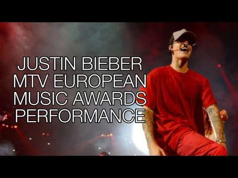 MTV EMA 2015 Justin Bieber's Performance, Wins Best Male Europe Music Awards, Ruby Rose Joke