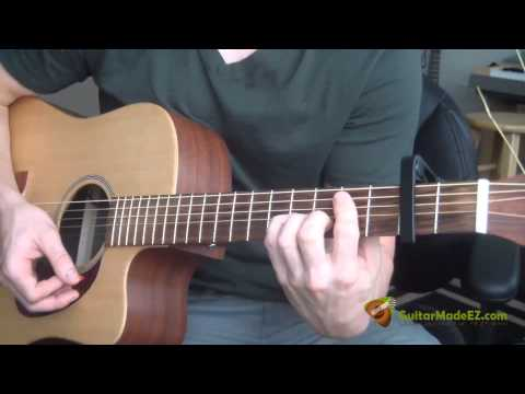 Gordon Lightfoot - Sundown Guitar Lesson (Guitar Chords, Strumming Pattern, Intro, Chorus, Verse)