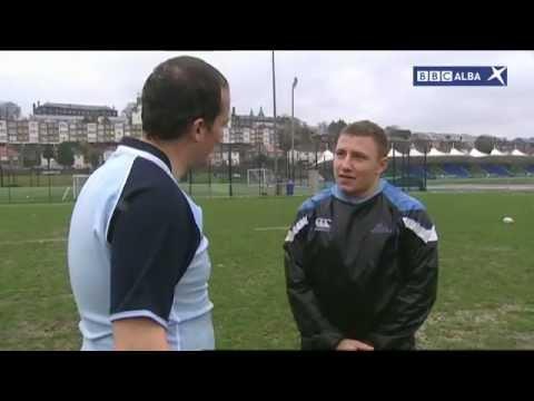 Duncan Weir kicking masterclass