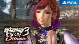 Warriors Orochi 3 Ultimate 【PS4】 Ch.3 │  Battle of Guangzong