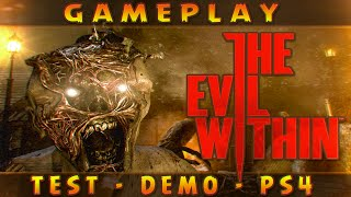 The Evil Within | PS4 DEMO GAMEPLAY
