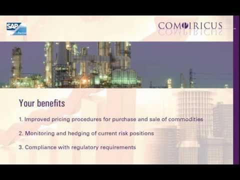 Commodity management solutions from SAP - Energy