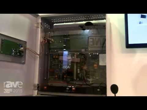 ISE 2015: RCF Demos the MX 3250 Voice Alarm System