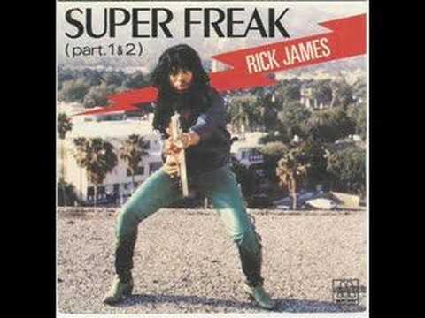 Mary Jane--Rick James