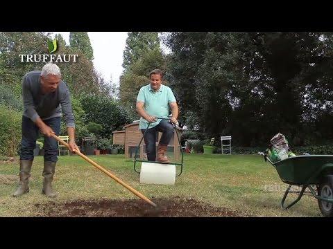 comment entretenir son gazon jardinerie truffaut tv youtube. Black Bedroom Furniture Sets. Home Design Ideas