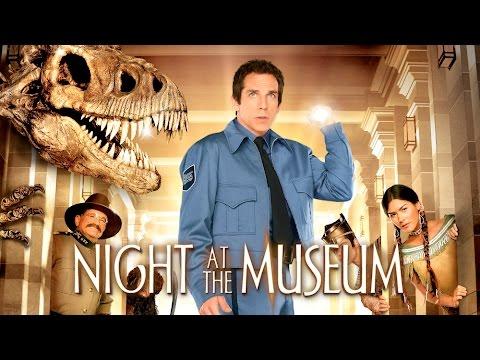 Nachts Im Museum 1 Trailer Deutsch