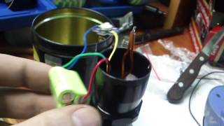 Ремонт ліхтарика електрошокера