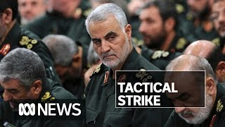 Qassem Soleimani, leader of Iran's Quds Force, killed in US air strike on Baghdad airport | ABC News