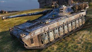 UDES 15/16 - TEAM COORDINATION - World of Tanks Gameplay