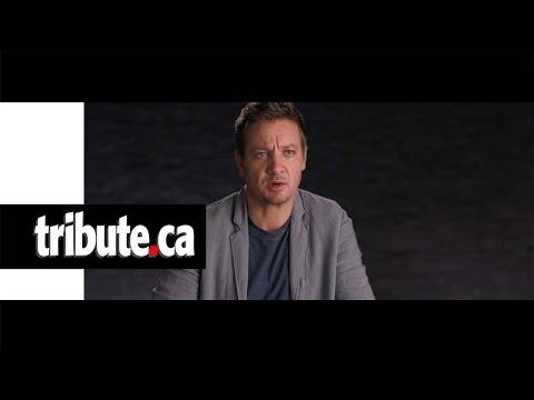 Jeremy Renner - Arrival Interview
