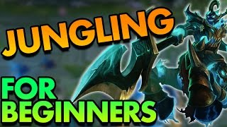 BEGINNER S GUIDE TO JUNGLING (HECARIM BASIC JUNGLE GUIDE) League of Legends