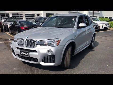 2017 BMW X3 Schaumburg, Elmhurst, Westmont, Naperville, Barrington, IL N9567