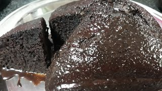 Chocolate Cake Recipe   Without Oven Cake Recipe   How To Make Cake in Pressure Cooker