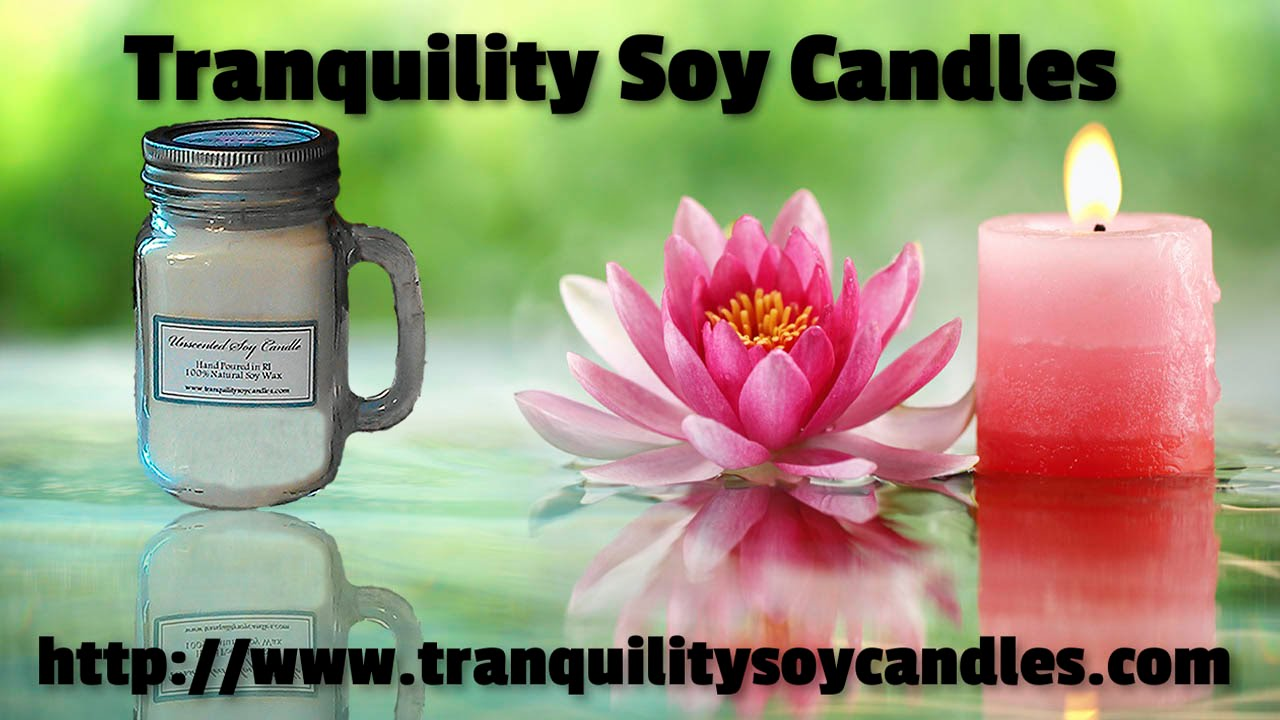 Emergency Candles by Tranquility Soy Candles