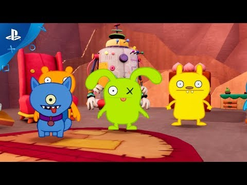 Ugly Dolls An Imperfect Adventure - Launch Trailer | PS4