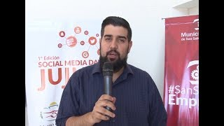 Video: Social Media Day, Agustín Giménez, experto en social listening y big data