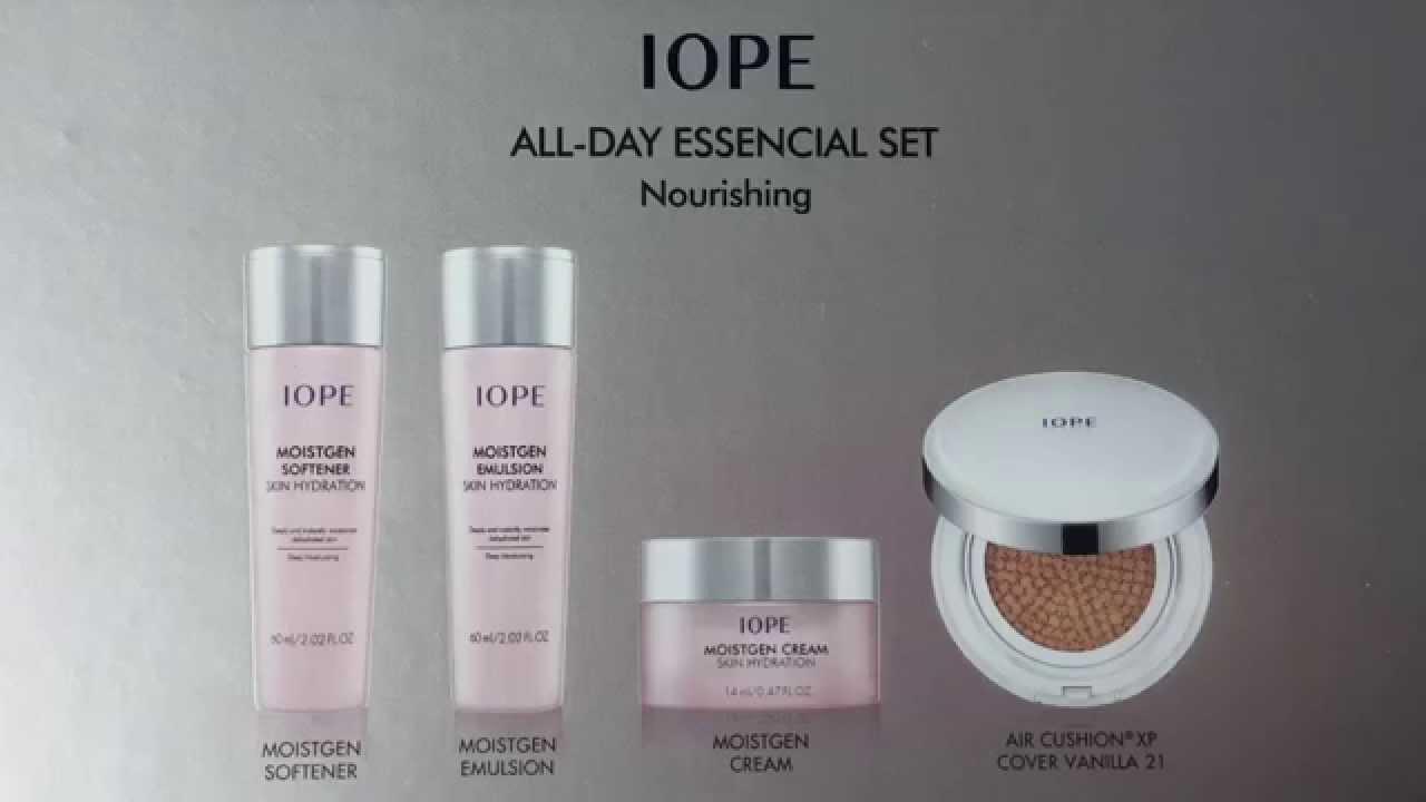 Iope корейская косметика