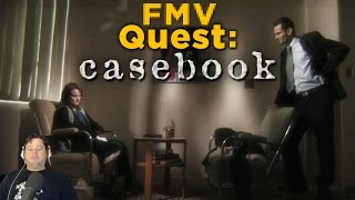 Can Justin Solve The Crime In Casebook? — FMV QUEST, Episode 3