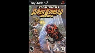 Star Wars Super Bombad Racing - Playstation 2 PS2 Gameplay