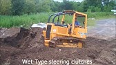 Dressta TD-8S and TD-9S Compact Crawler Dozers - YouTube