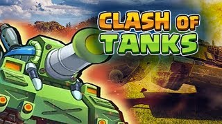 CLASH OF TANKS | Gameplay Walkthrough (Part 1)