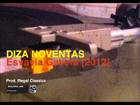 Diza Noventas - Vergonha (Prod.Illegal Classics)