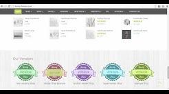 Installing Sample Data (Demo Data) - Handy Handmade Store WooCommerce WordPress Theme Tutorial