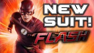 The Flash Season 5 Suit