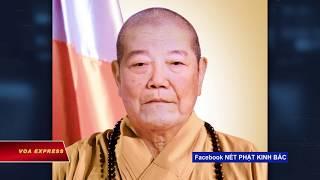Việt Nam 'lộ' tin một Hòa thượng 50 năm tuổi Đảng