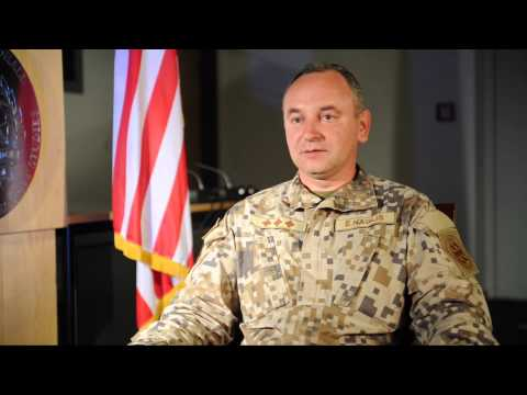 National Guard State Partnership Program: Latvia and Michigan