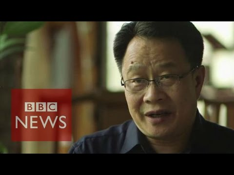 'China Has Laws, But No Rule Of Law' Says Mo Shaoping - BBC News