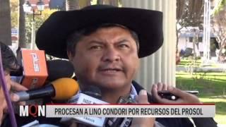 18/07/15 14:39 PROCESAN A LINO CONDORI POR RECURSOS DEL PROSOL