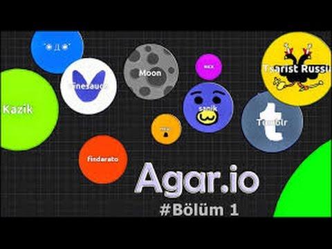Agar.io Bolum #1 Azerbaycan