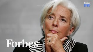 Christine Lagarde On The Systemic Issues Facing Women Around The World | Forbes