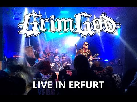 The GRIMGOD Extravaganza at From Hell [Erfurt 2015] - YouTube