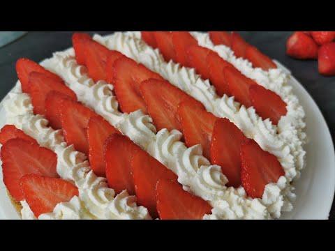 tarte-aux-fraises-sans-cuisson