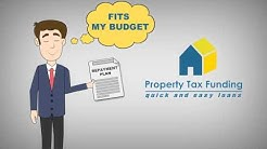 Property Tax Loans In Texas