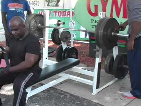 All People's TyRon Lewis Community Gym Annual Fitness Weightlifting Competition - #3 of 3