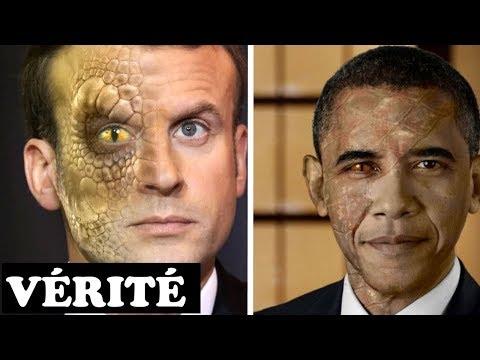 L' Incroyable Histoire sur les Reptiliens | Ouathefeuk tv
