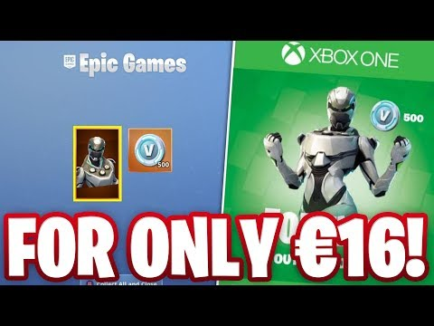 "HOW TO GET THE ""MINI EON BUNDLE"" FOR ONLY €16 IN FORTNITE!"