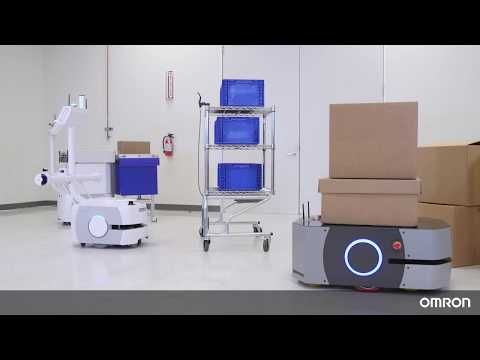 LD-250 mobile robot tutorial 2 - Add the robot to your fleet
