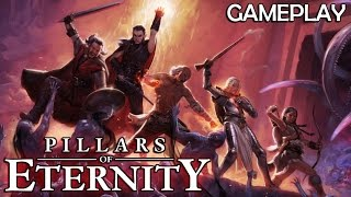 Pillars of Eternity (retail version) • PC gameplay • 1080p 60 FPS • GTX 970 • MAX SETTINGS • SweetFX