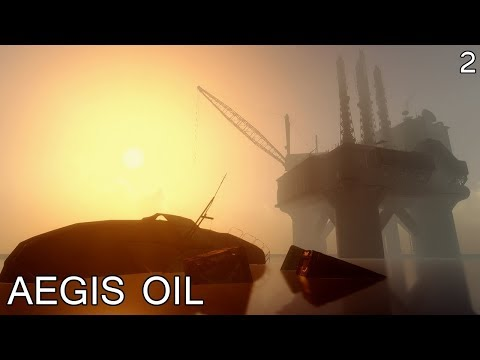 New Vegas Mods: Aegis Oil - Oil Rig - Part 2
