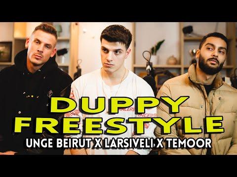 """Duppy""-freestyle   Unge Beirut, Larsiveli & Temoor   YLTV Radio"