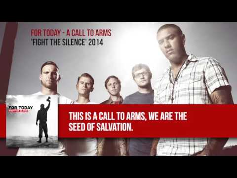 For Today - A Call To Arms (Lyric Video)
