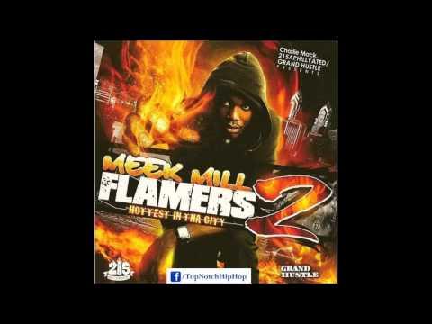 Meek Mill - Gettin It In (Ft. Peedi Crakk) [Flamers 2]