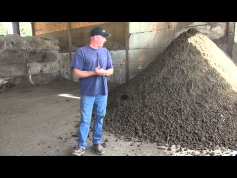 Anaerobic Digester Tour - Organic Waste Collection And Solids