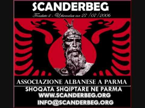 "Shoqata ""Scanderbeg Parma""  Itali"